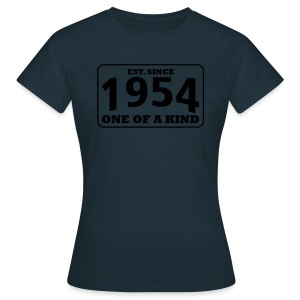 1954 - One Of A Kind - Frauen T-Shirt