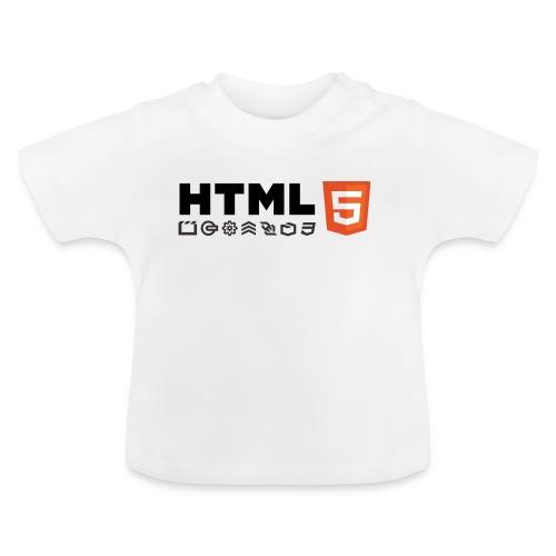 T-shirt HTML 5 - T-shirt Bébé