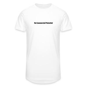 No Commercial Potential Flaschen & Tassen - Männer Urban Longshirt