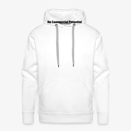 No Commercial Potential Flaschen & Tassen - Männer Premium Hoodie