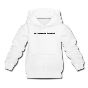 No Commercial Potential Flaschen & Tassen - Kinder Premium Hoodie