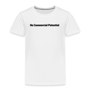 No Commercial Potential Flaschen & Tassen - Kinder Premium T-Shirt