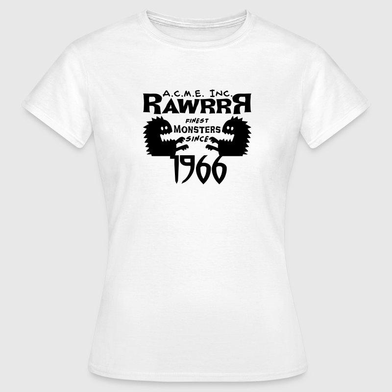 Monster Factory T-Shirts - Women's T-Shirt