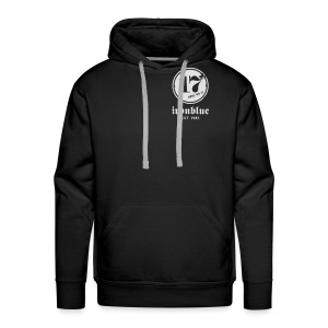 Zipper, front and back print - Männer Premium Hoodie