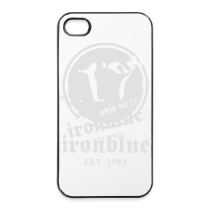 Zipper, front and back print - iPhone 4/4s Hard Case
