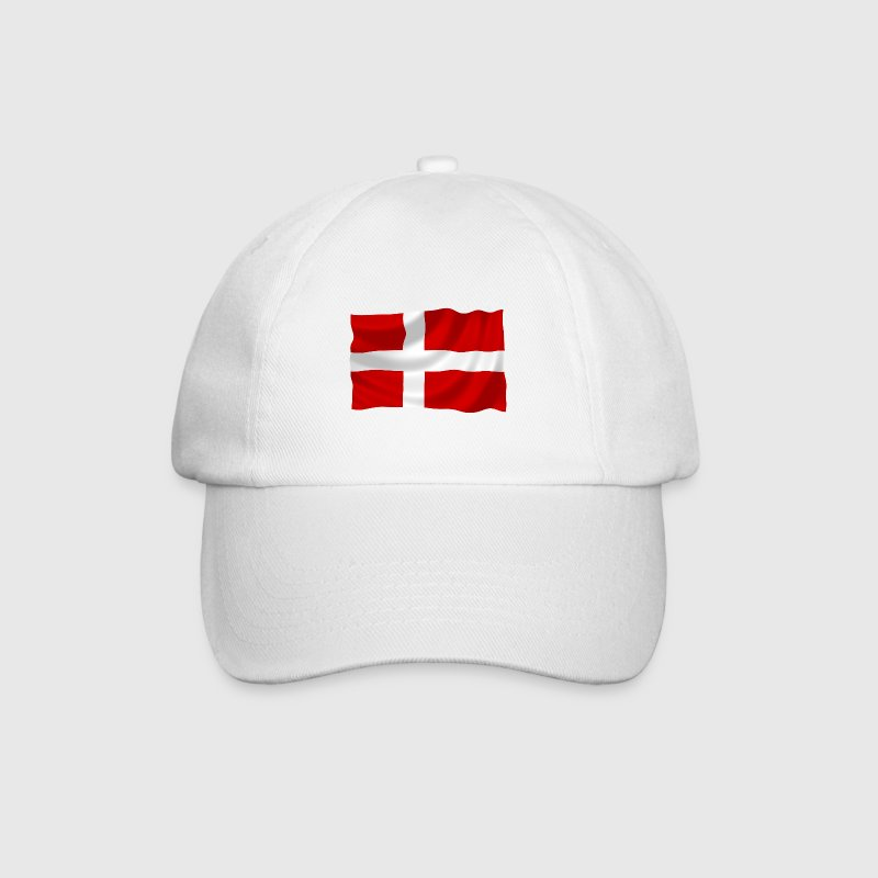 danemark drapeau - Casquette classique