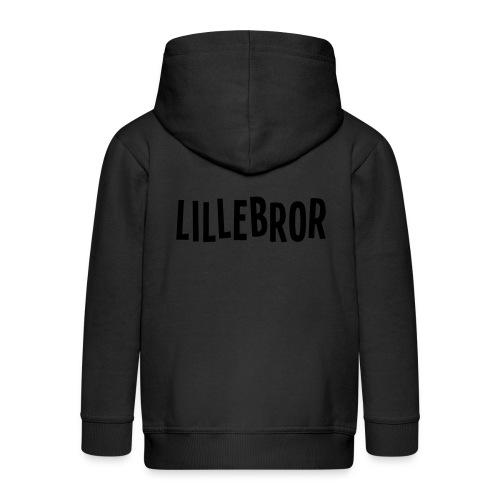 Lillebror - Premium Barne-hettejakke