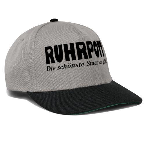 RUHRPOTT - die schönste Stadt wo gibt! - Frauen Kapuzenpullover - Snapback Cap