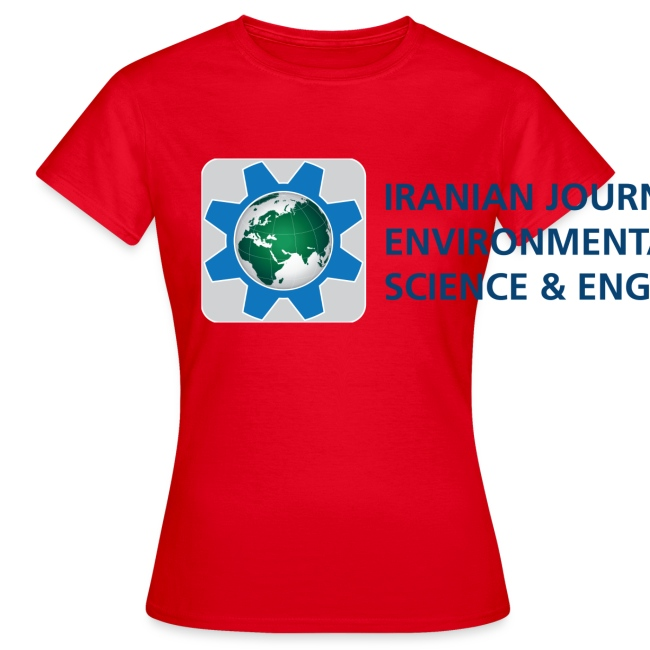 Iranian Journal of Environmental Health Science & Engineering women's t-shirt