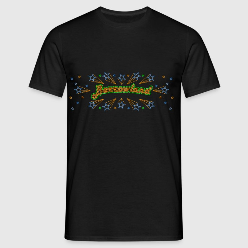 The Barrowlands Ballroom Neon Sign - Men's T-Shirt