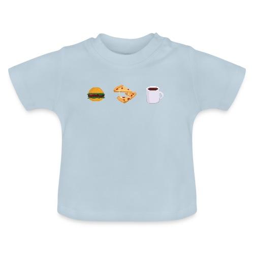 Pixel Food T-shirt - T-shirt Bébé