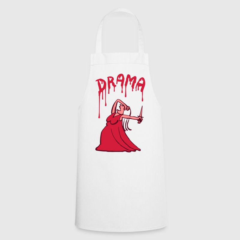 Queen of Drama  Aprons - Cooking Apron