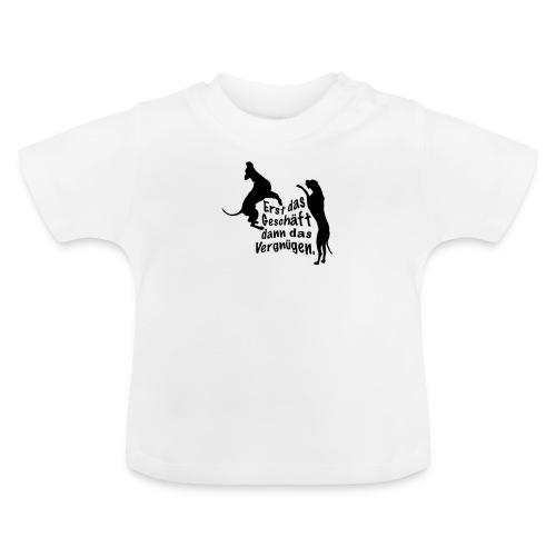 Dienerinnen Becher - Baby T-Shirt