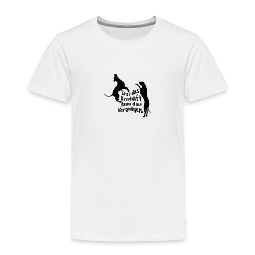 Dienerinnen Becher - Kinder Premium T-Shirt