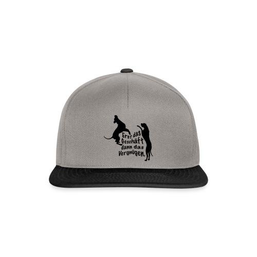 Dienerinnen Becher - Snapback Cap