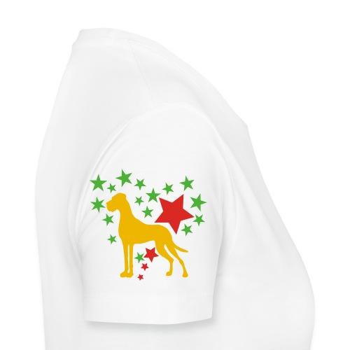 Bierkrug Dogge - Frauen Premium T-Shirt