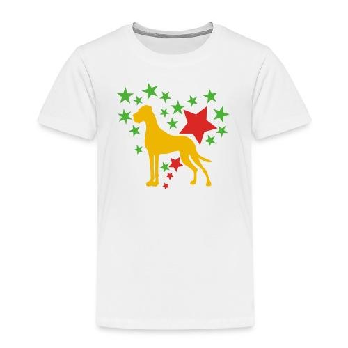 Bierkrug Dogge - Kinder Premium T-Shirt