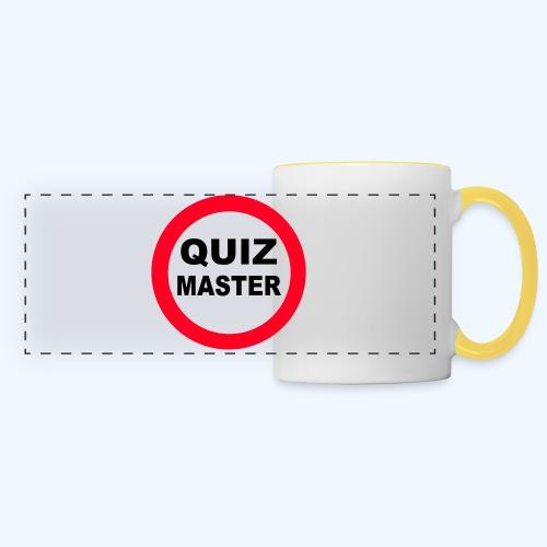 QuizMaster Beer Mug - Panoramic Mug