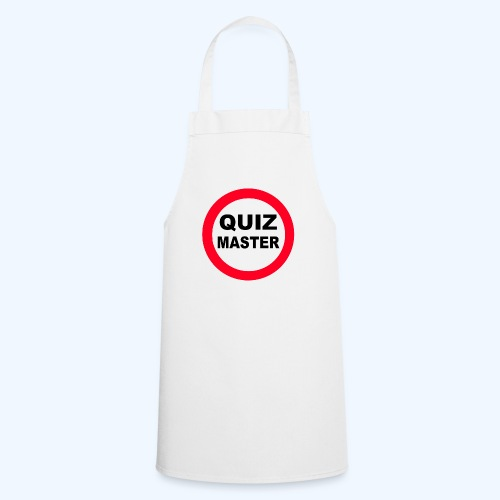 QuizMaster Beer Mug - Cooking Apron