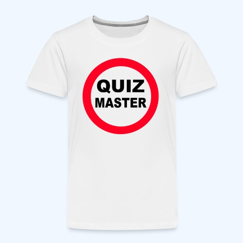 QuizMaster Beer Mug - Kids' Premium T-Shirt