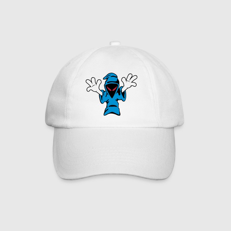 Judgement Day Ghost Logo Baseball Cap - Baseball Cap