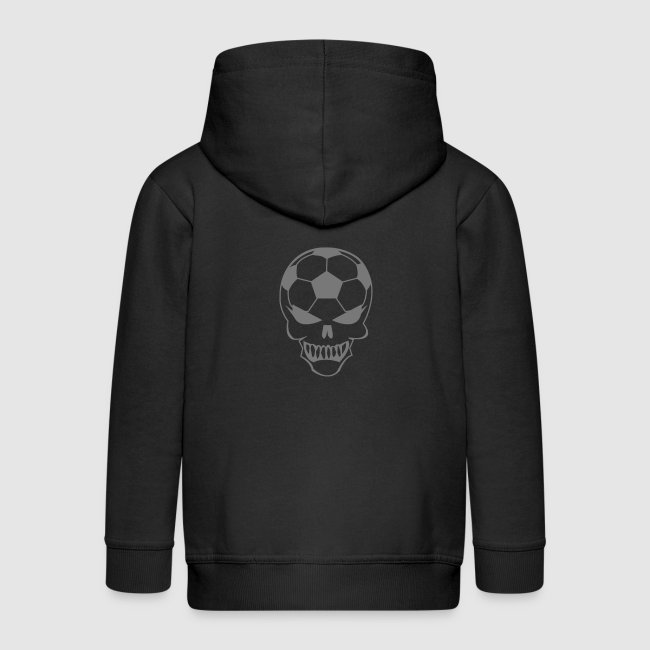 Totenkopf Tasche schwarz