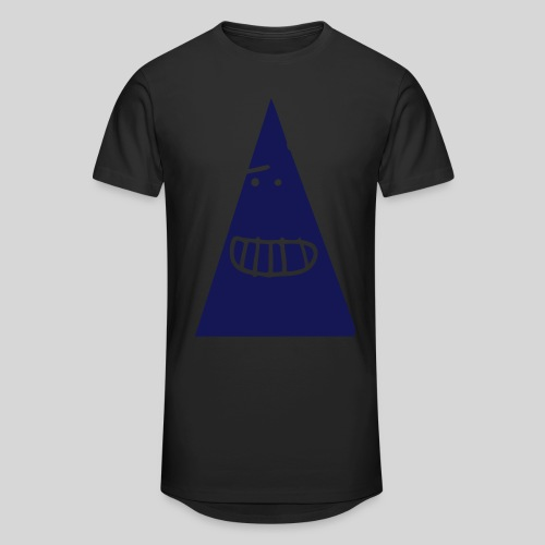 Triangle MONSTER - Männer Urban Longshirt