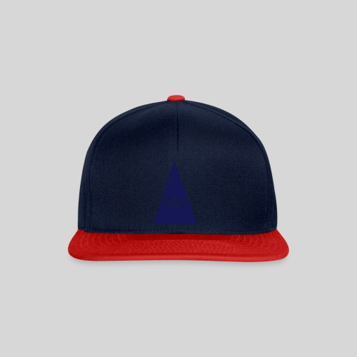Triangle MONSTER - Snapback Cap