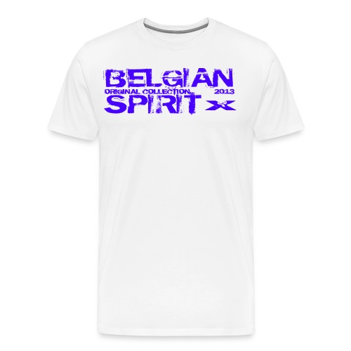 BELGIAN SPIRIT 2 - T-shirt Premium Homme