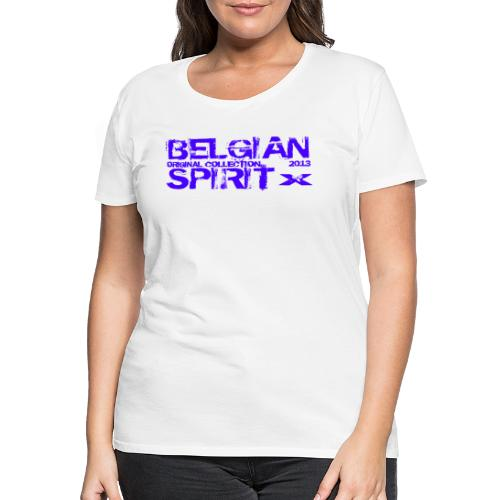 BELGIAN SPIRIT 2 - T-shirt Premium Femme