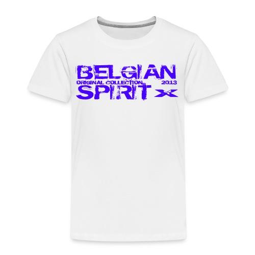 BELGIAN SPIRIT 2 - T-shirt Premium Enfant