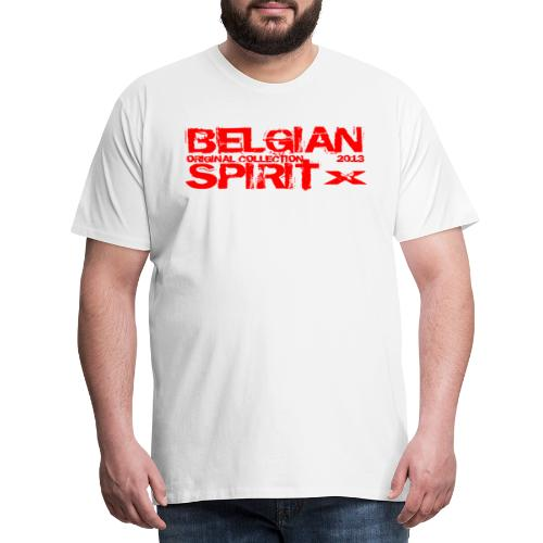 BELGIAN SPIRIT 3 - T-shirt Premium Homme