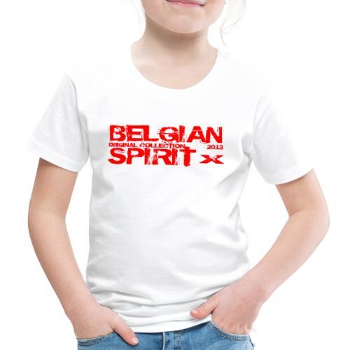 BELGIAN SPIRIT 3 - T-shirt Premium Enfant