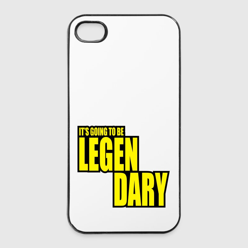 it's going to be legendary 2c Autres - Coque rigide iPhone 4/4s