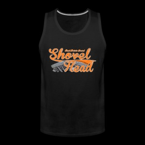 Shovelhead -Real Potato Sound- - Men's Premium Tank Top