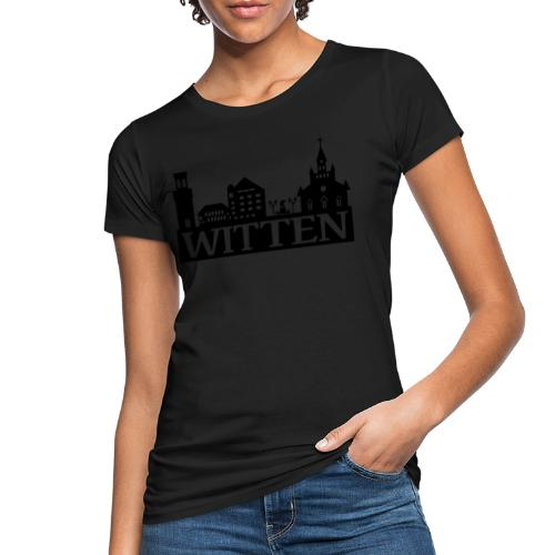 Skyline Witten - Männer Kapuzenpulli - Frauen Bio-T-Shirt