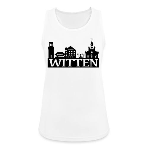 Skyline Witten - Männer Kapuzenpulli - Frauen Tank Top atmungsaktiv