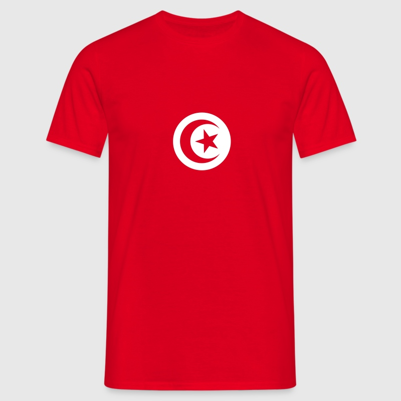 Tunisia - Men's T-Shirt