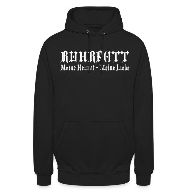 Ruhrpott - Meine Heimat, meine Liebe - T-Shirt klassisch