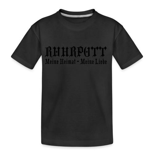 Ruhrpott - Meine Heimat, meine Liebe - T-Shirt klassisch - Teenager Premium Bio T-Shirt