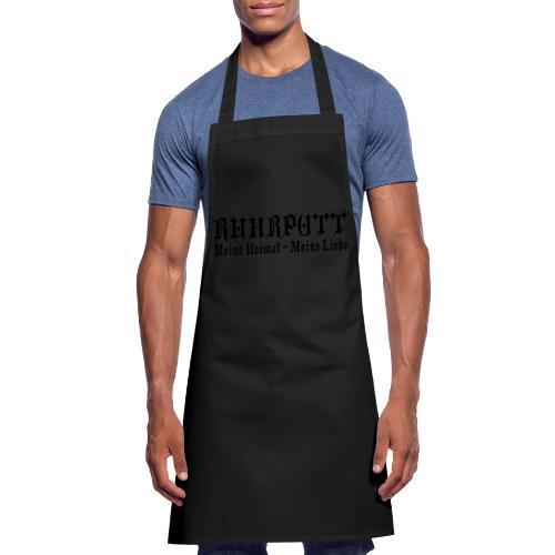 Ruhrpott - Meine Heimat, meine Liebe - T-Shirt klassisch - Kochschürze