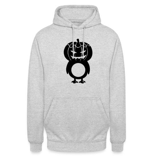 Pingouin Citrouille - Sweat-shirt à capuche unisexe