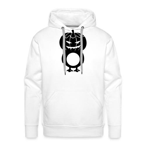 Pingouin Citrouille - Sweat-shirt à capuche Premium pour hommes