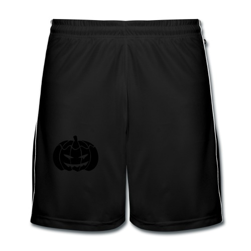 Citrouille fluorescente Sac - Short de football Homme