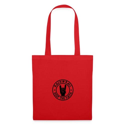 RnR Keep The Faith Red Hoodie - Tote Bag