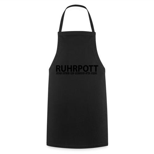 Ruhrpott - Das Revier - Männer Kapuzenpullover - Kochschürze