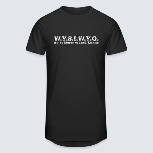 W.Y.S.I.W.Y.G. - Männer Urban Longshirt