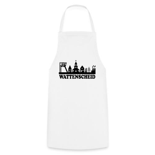 Wattenscheider Skyline (schmal) - Kapuzenpulli - Kochschürze