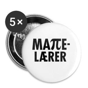 Mattelærer - Liten pin 25 mm
