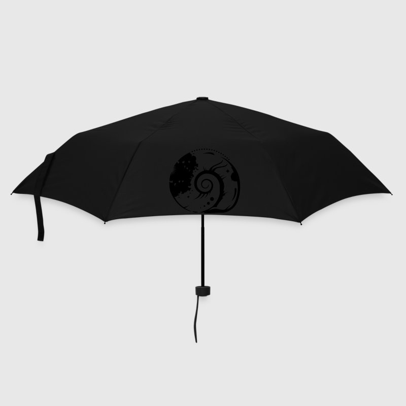 A fossil snail Umbrellas - Umbrella (small)